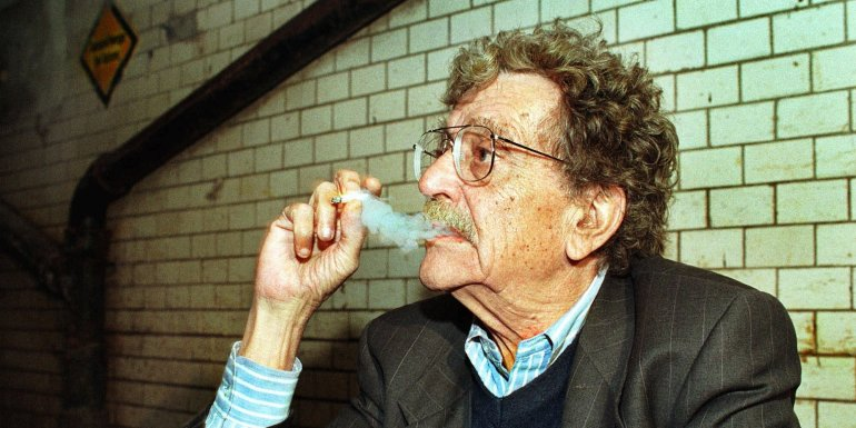GERMANY KURT VONNEGUT