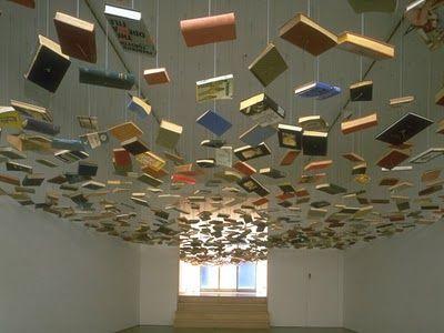 booksceiling
